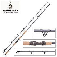 Taffi Tackle Stellrute Unlimited Guiding Wallerrute 3,35m 250-500g