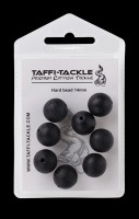 Taffi Tackle Hard Beads Black