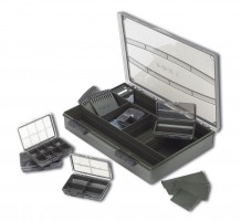 Fox F Box Deluxe Large Single Box System Tacklebox