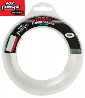 Fox Rage Fluorocarbon Schnur Leaders 0,75mm 27,3kg 30m