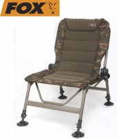 Fox R1 Camo Chair Angelstuhl